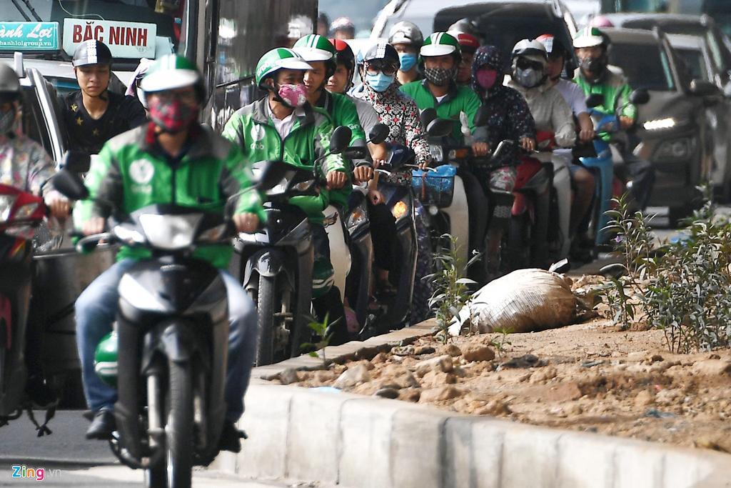 Phạm Hùng - Nguyễn Hoàng, nút giao bát nháo nhất phía tây thủ đô Ảnh 12