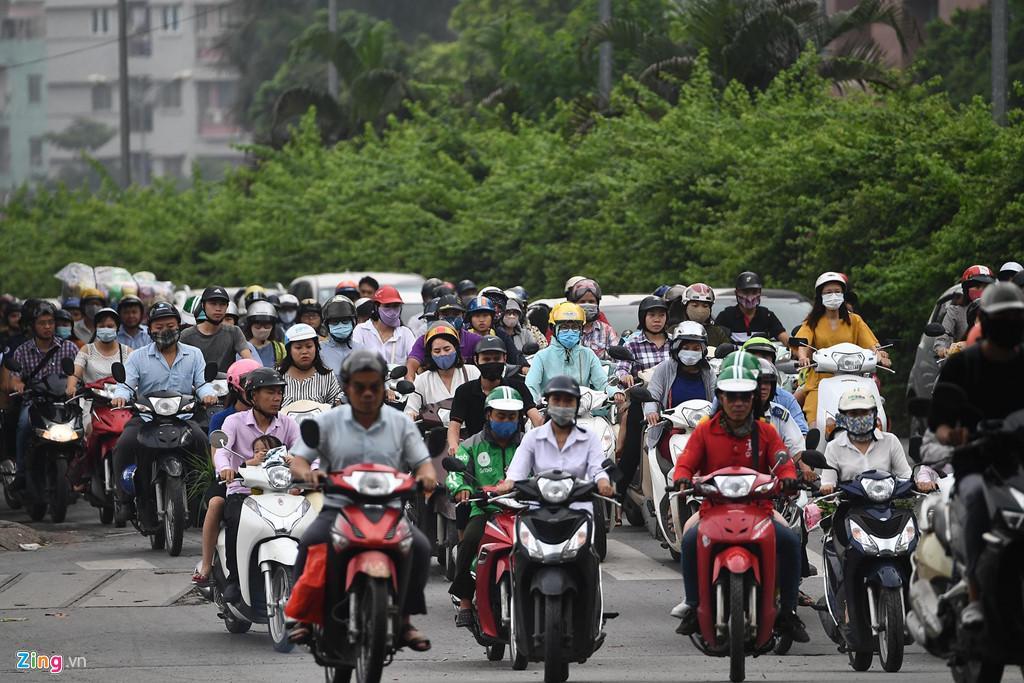 Phạm Hùng - Nguyễn Hoàng, nút giao bát nháo nhất phía tây thủ đô Ảnh 5