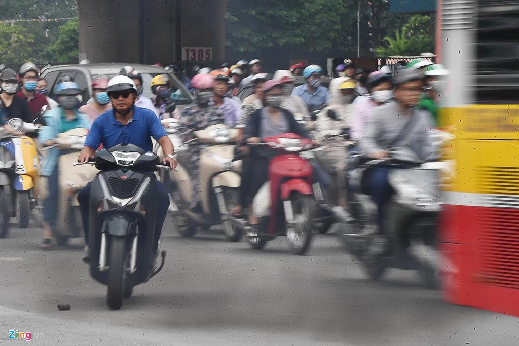 Phạm Hùng - Nguyễn Hoàng, nút giao bát nháo nhất phía tây thủ đô Ảnh 10