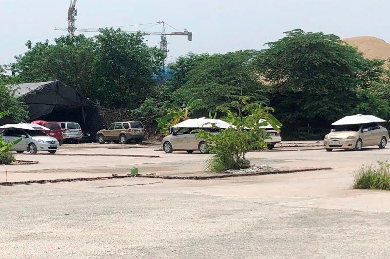 7 sân dạy lái xe 'lậu' vẫn lộng hành ở Hà Nội Ảnh 4