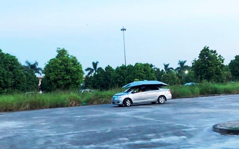 7 sân dạy lái xe 'lậu' vẫn lộng hành ở Hà Nội Ảnh 8