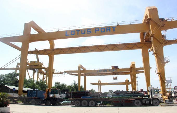 TP. Hồ Chí Minh: Các cảng biển nói không với xe quá tải Ảnh 1