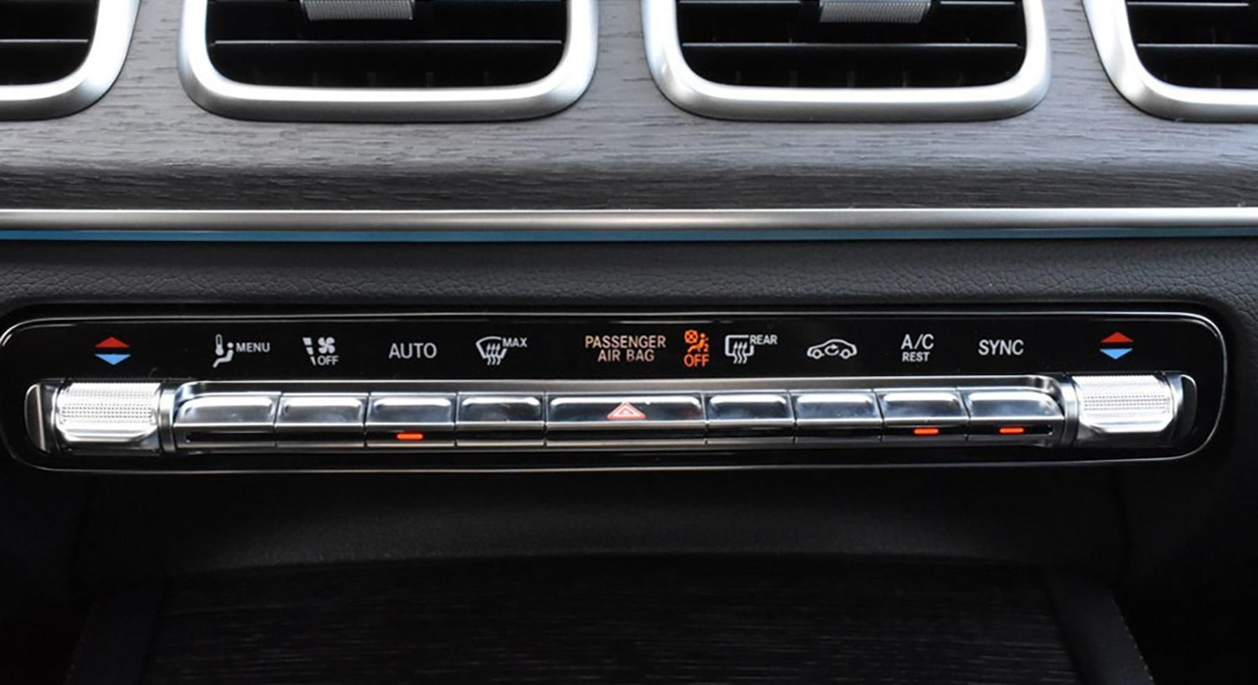 Mercedes-Benz triệu hồi GLE-Class vì nguy cơ nước điều hòa chảy vào khoang lái Ảnh 2