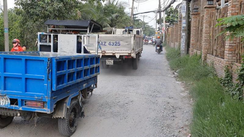 Đường Đoàn Nguyễn Tuấn: Khẩn trương tìm giải pháp trán nhựa 2 đoạn đường chưa được thi công Ảnh 1