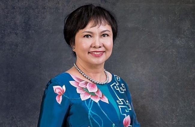 Chủ tịch PNJ Cao Thị Ngọc Dung nhận giải Oscar của ngành kim hoàn châu Á Ảnh 1