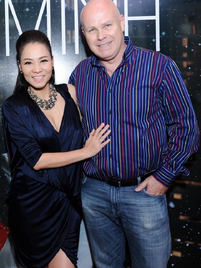 Thu Minh: 'Tôi sai lầm khi để chồng nổi tiếng' Ảnh 1