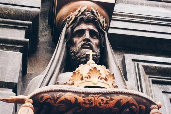 Bên trong lăng mộ hoàng đế Napoleon có gì đặc biệt? Ảnh 7