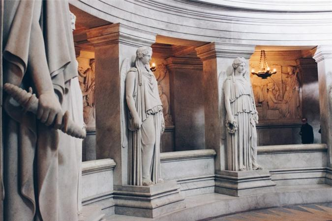 Bên trong lăng mộ hoàng đế Napoleon có gì đặc biệt? Ảnh 10