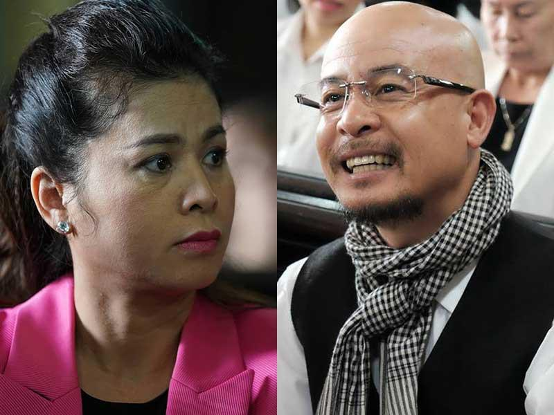 Sẽ xử kín vụ ly hôn của vợ chồng Trung Nguyên Ảnh 2
