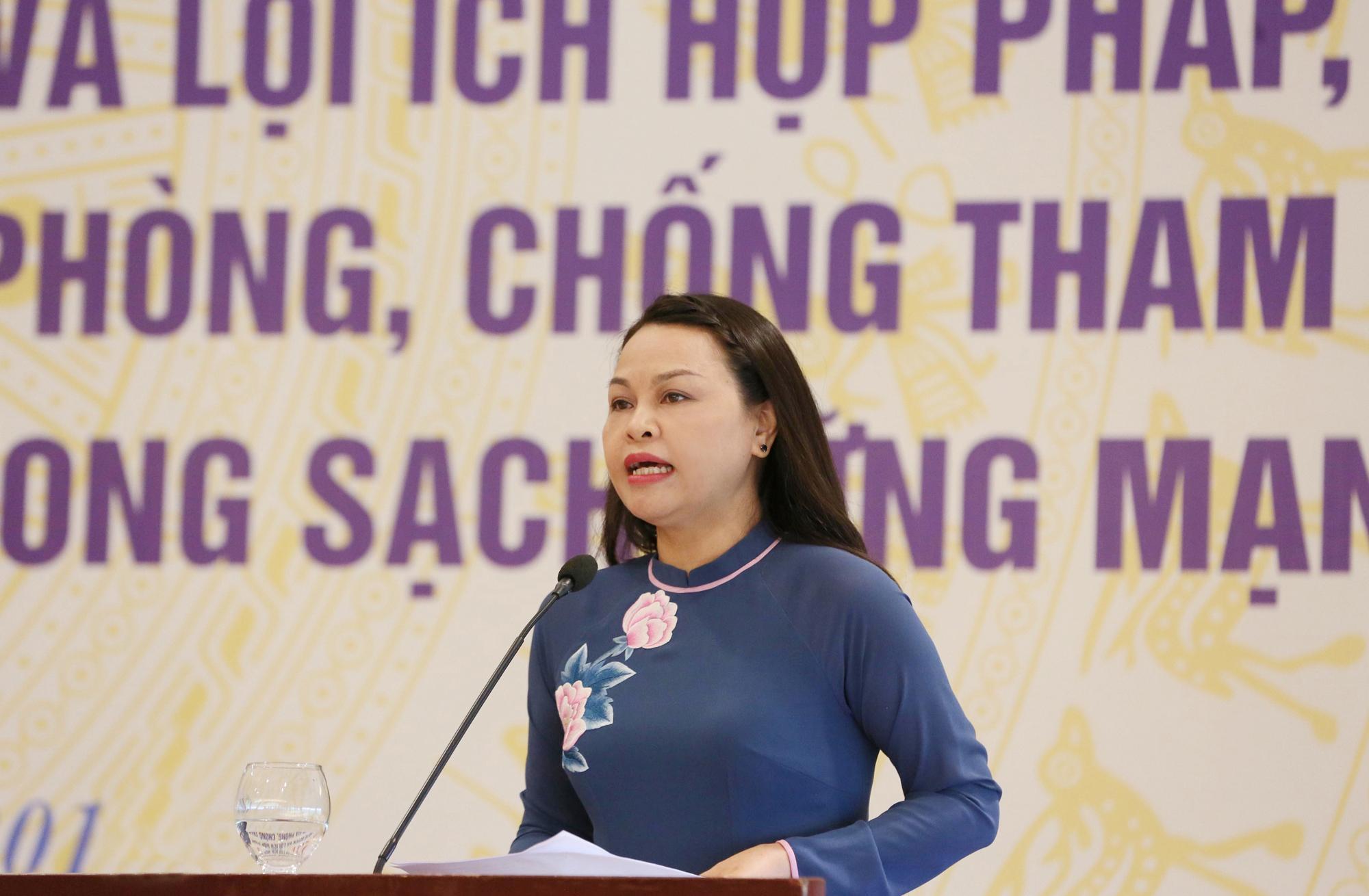 Hội LHPN Việt Nam thực hiện chức năng đại diện cho phụ nữ thông qua hoạt động giám sát và phản biện xã hội Ảnh 1