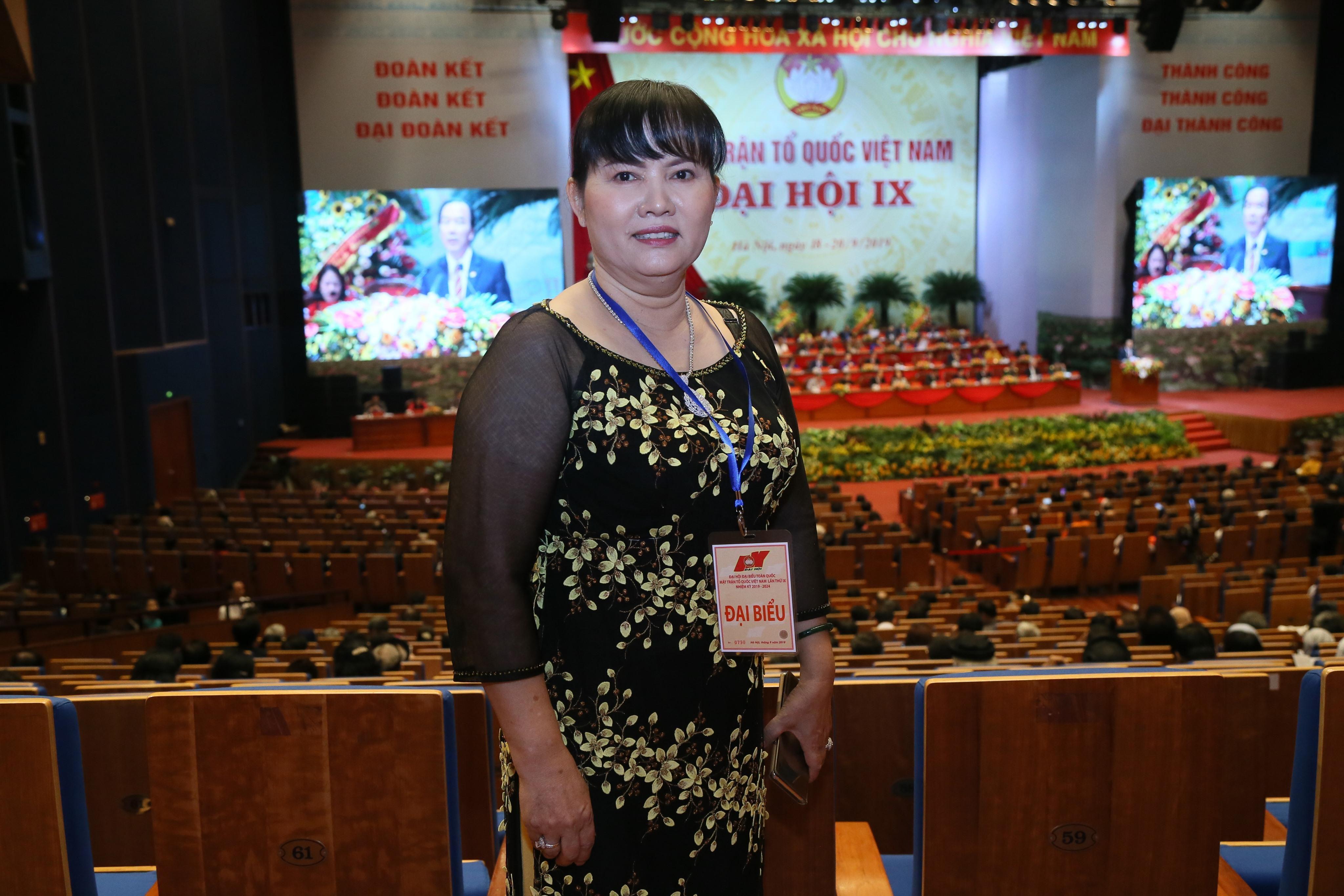 Kỳ vọng của đại biểu vào nhân sự UBTƯ MTTQ Việt Nam khóa mới Ảnh 4