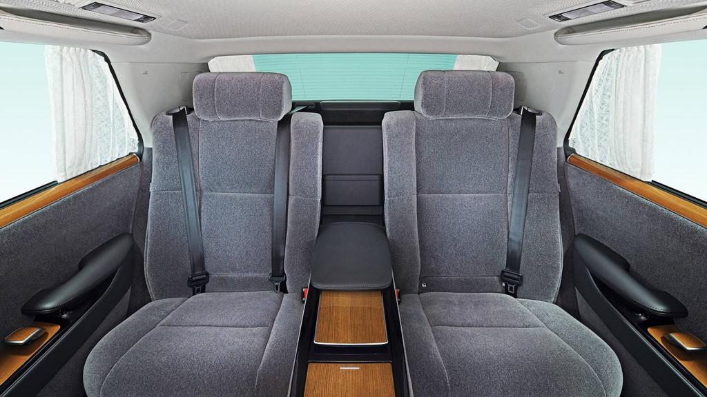 Toyota Century mui trần tháp tùng Nhật hoàng trong lễ đăng cơ Ảnh 5