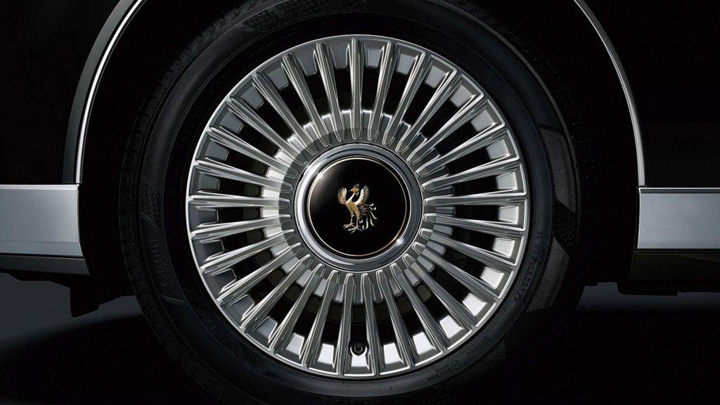 Toyota Century mui trần tháp tùng Nhật hoàng trong lễ đăng cơ Ảnh 6