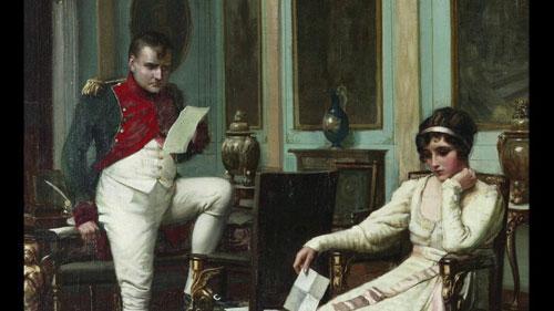 Hé lộ mối tình khiến hoàng đế Napoleon day dứt đến chết Ảnh 1