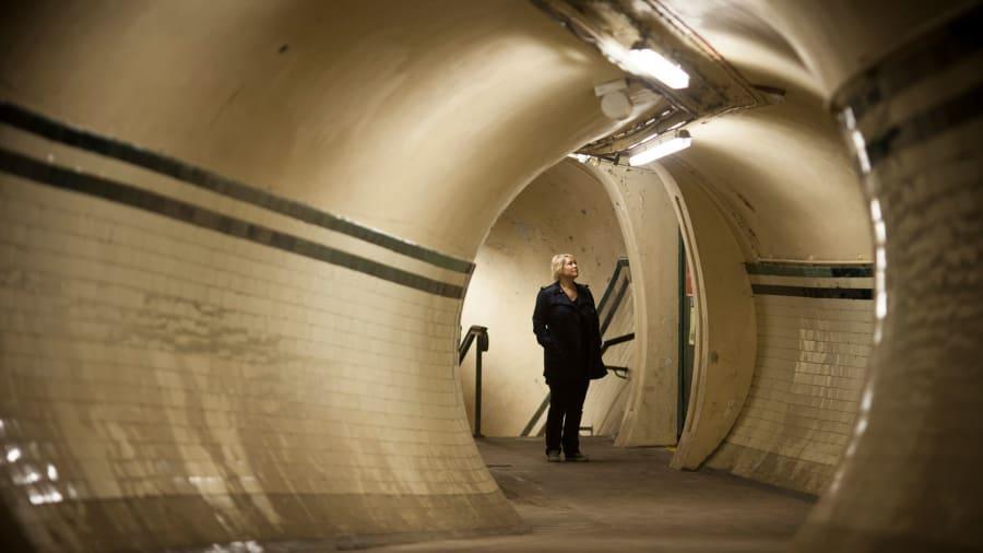 Khám phá thế giới ngầm kỳ bí bị bỏ hoang giữa lòng London Ảnh 6
