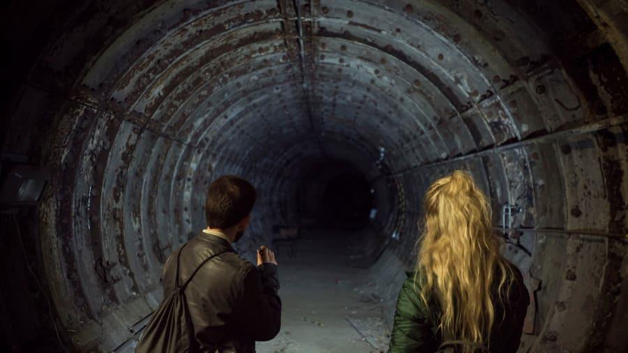 Khám phá thế giới ngầm kỳ bí bị bỏ hoang giữa lòng London Ảnh 9
