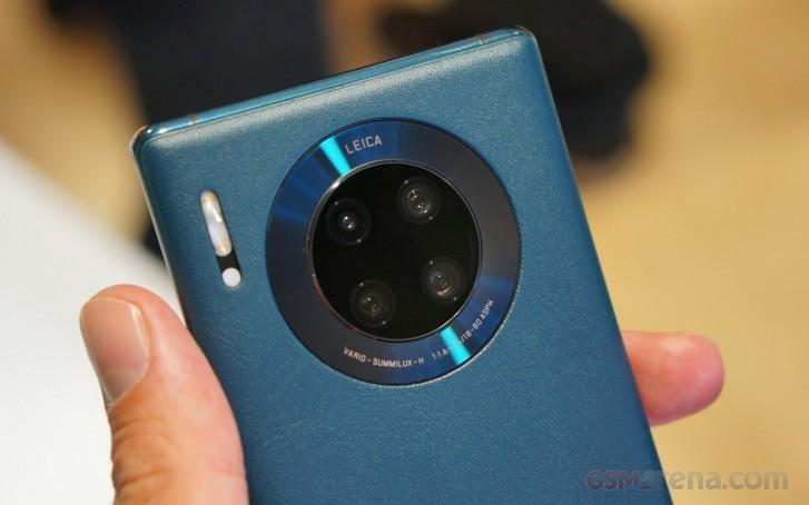 Huawei tự tin sẽ bán được 20 triệu chiếc Mate 30 bất chấp lệnh cấm của Mỹ Ảnh 1