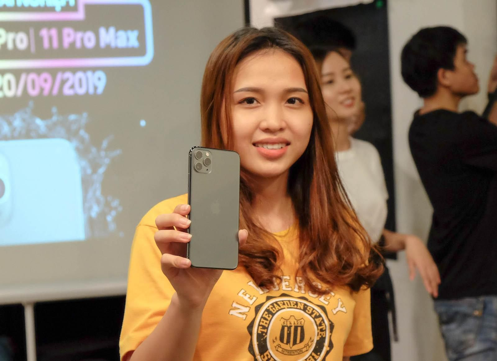 Chiêm ngưỡng bộ sưu tập từ iPhone 1 đến iPhone 11 Pro Max Ảnh 1