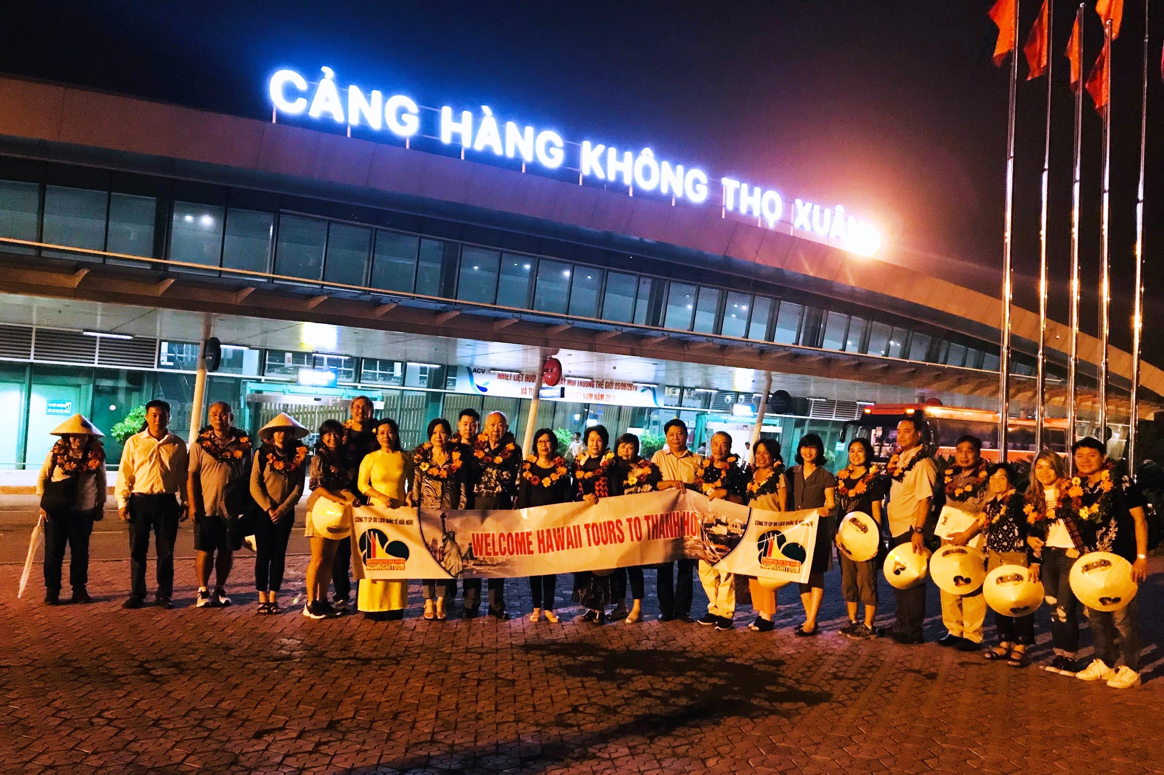 Đón đoàn khách du lịch từ Hoa Kỳ đến Thanh Hóa sau chương trình xúc tiến thương mại Ảnh 4