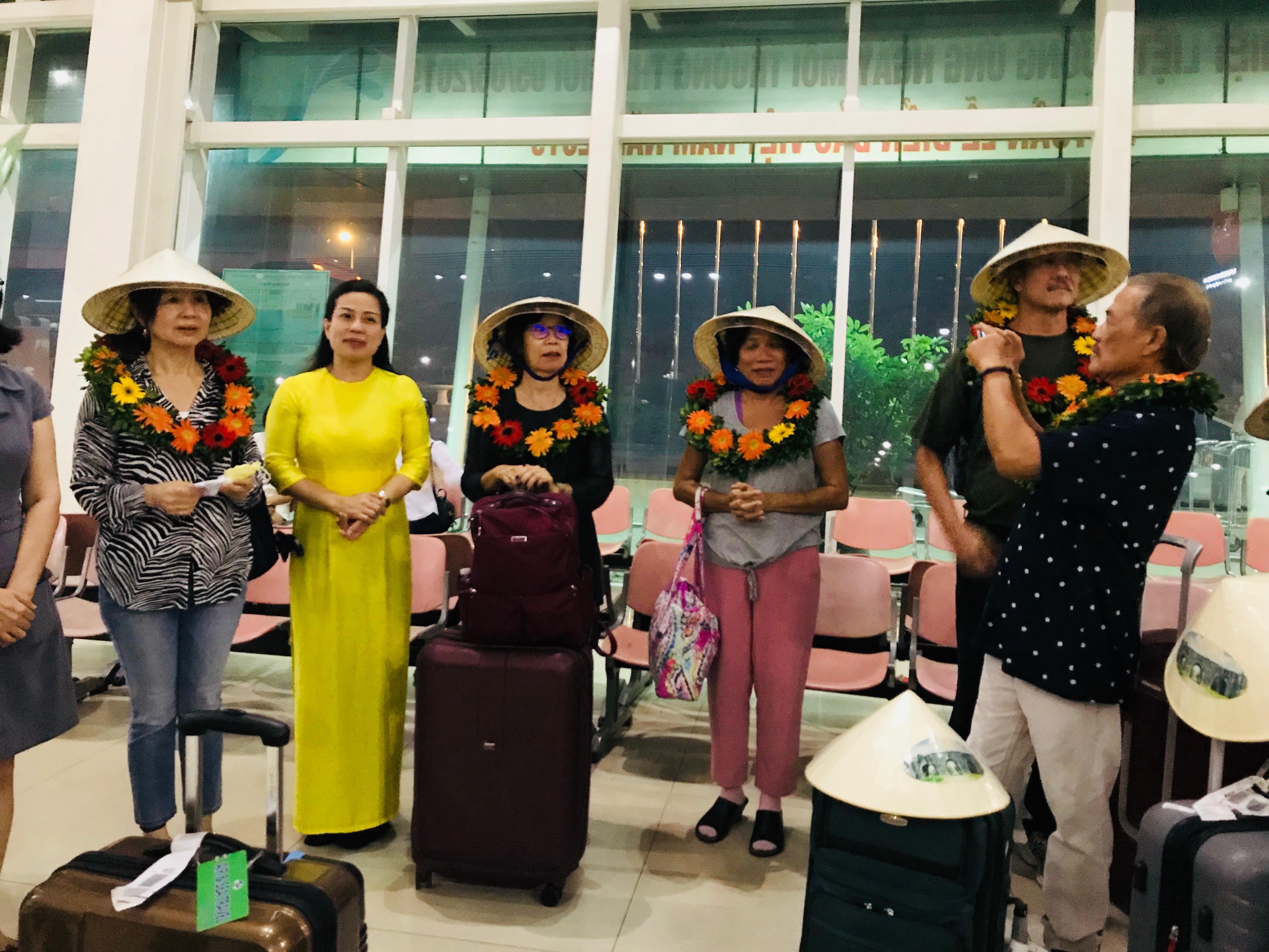 Đón đoàn khách du lịch từ Hoa Kỳ đến Thanh Hóa sau chương trình xúc tiến thương mại Ảnh 3