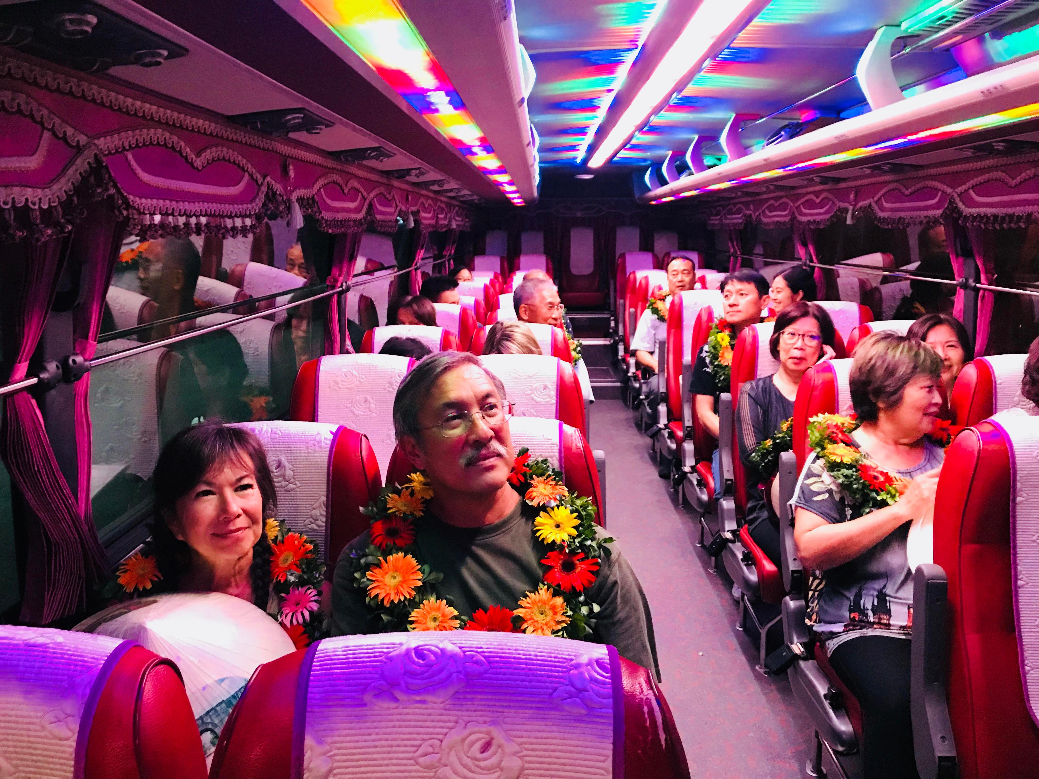 Đón đoàn khách du lịch từ Hoa Kỳ đến Thanh Hóa sau chương trình xúc tiến thương mại Ảnh 6