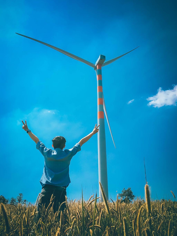 4 cánh đồng quạt gió ở Việt Nam được hội mê sống ảo săn lùng Ảnh 10