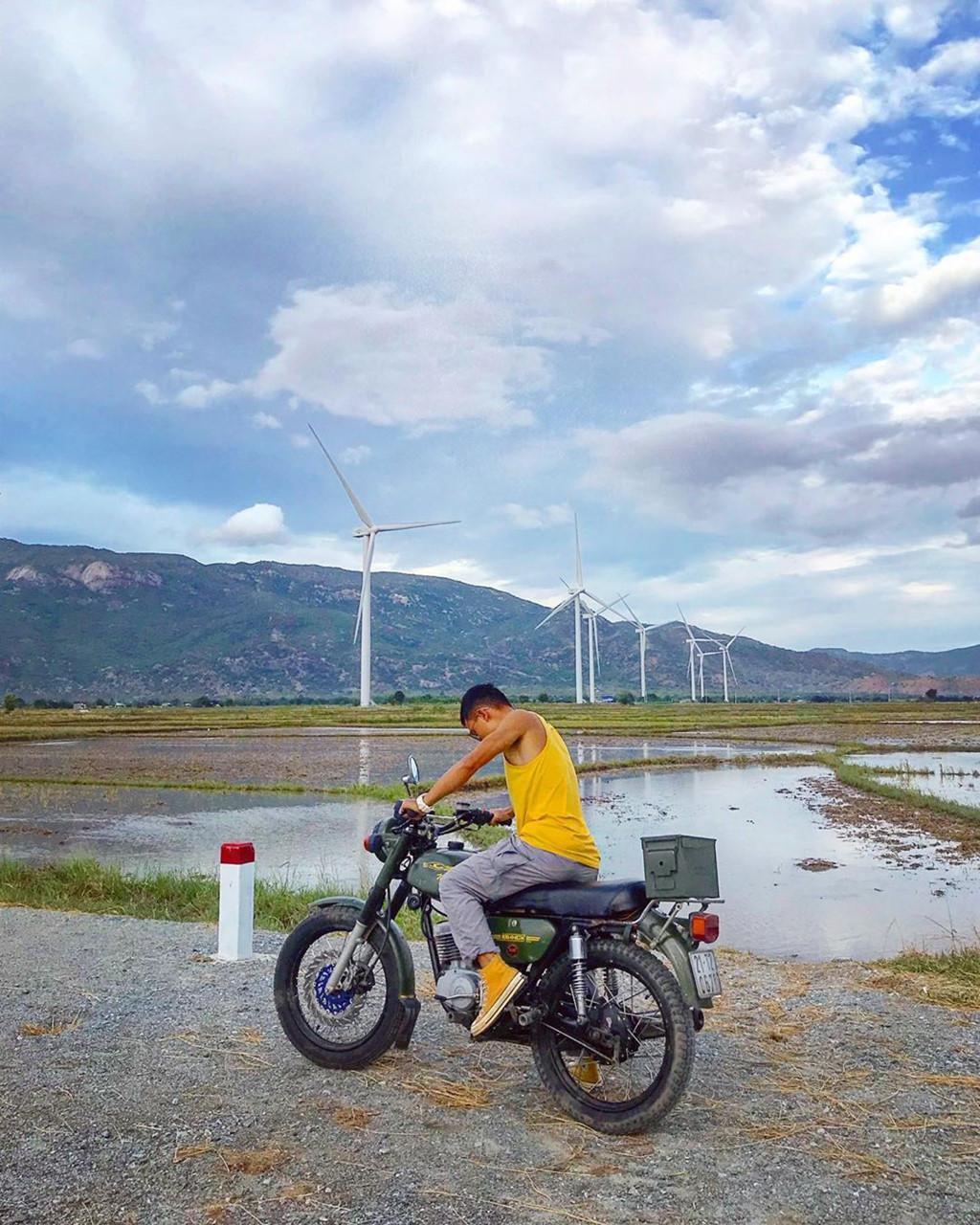 4 cánh đồng quạt gió ở Việt Nam được hội mê sống ảo săn lùng Ảnh 2