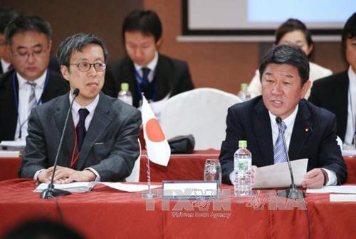 Khả năng Nhật Bản và Mỹ ký kết thỏa thuận thương mại ngày 25/9 Ảnh 1