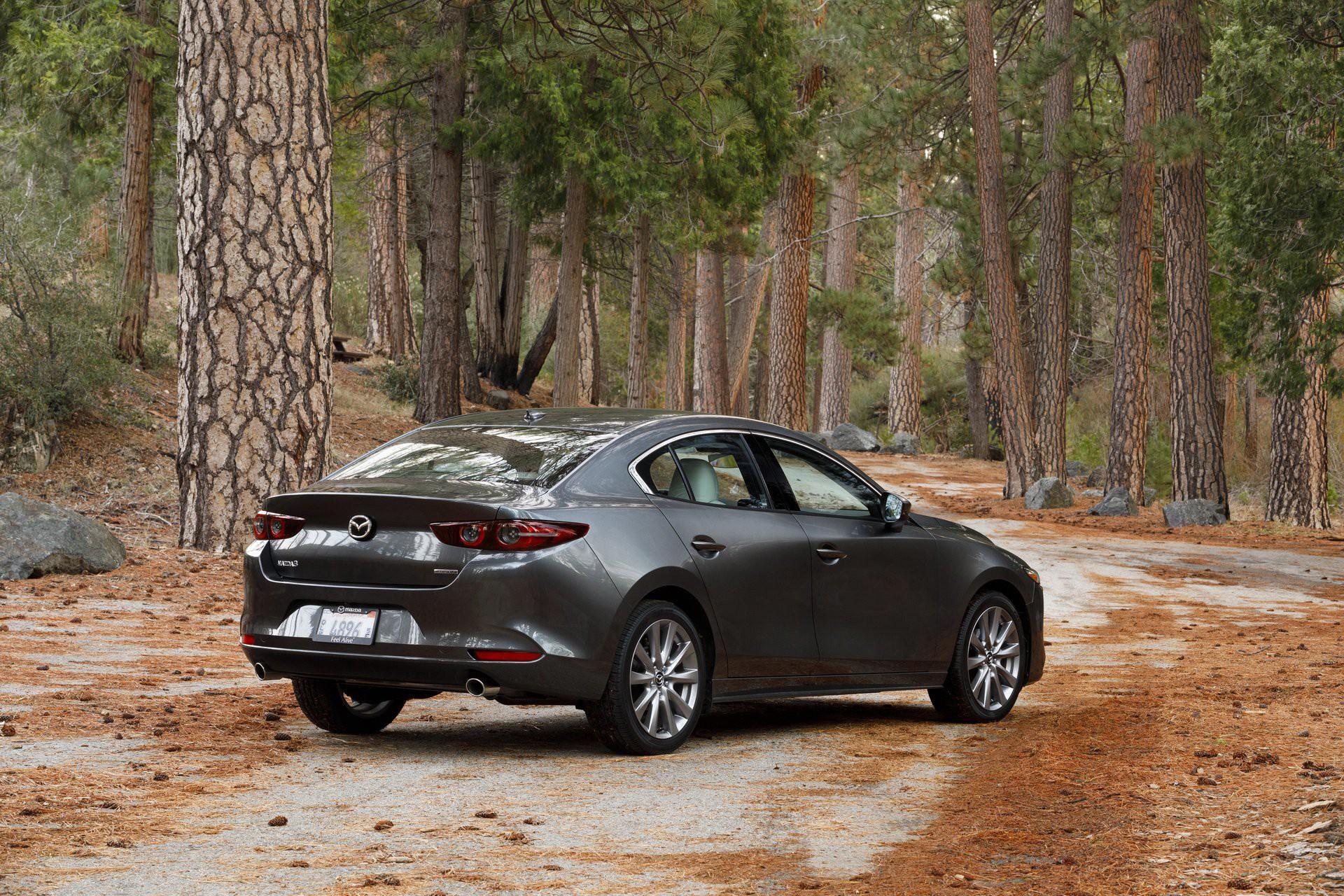 Mazda 3 2020 được nâng cấp tại Mỹ, giá từ 520 triệu đồng Ảnh 2