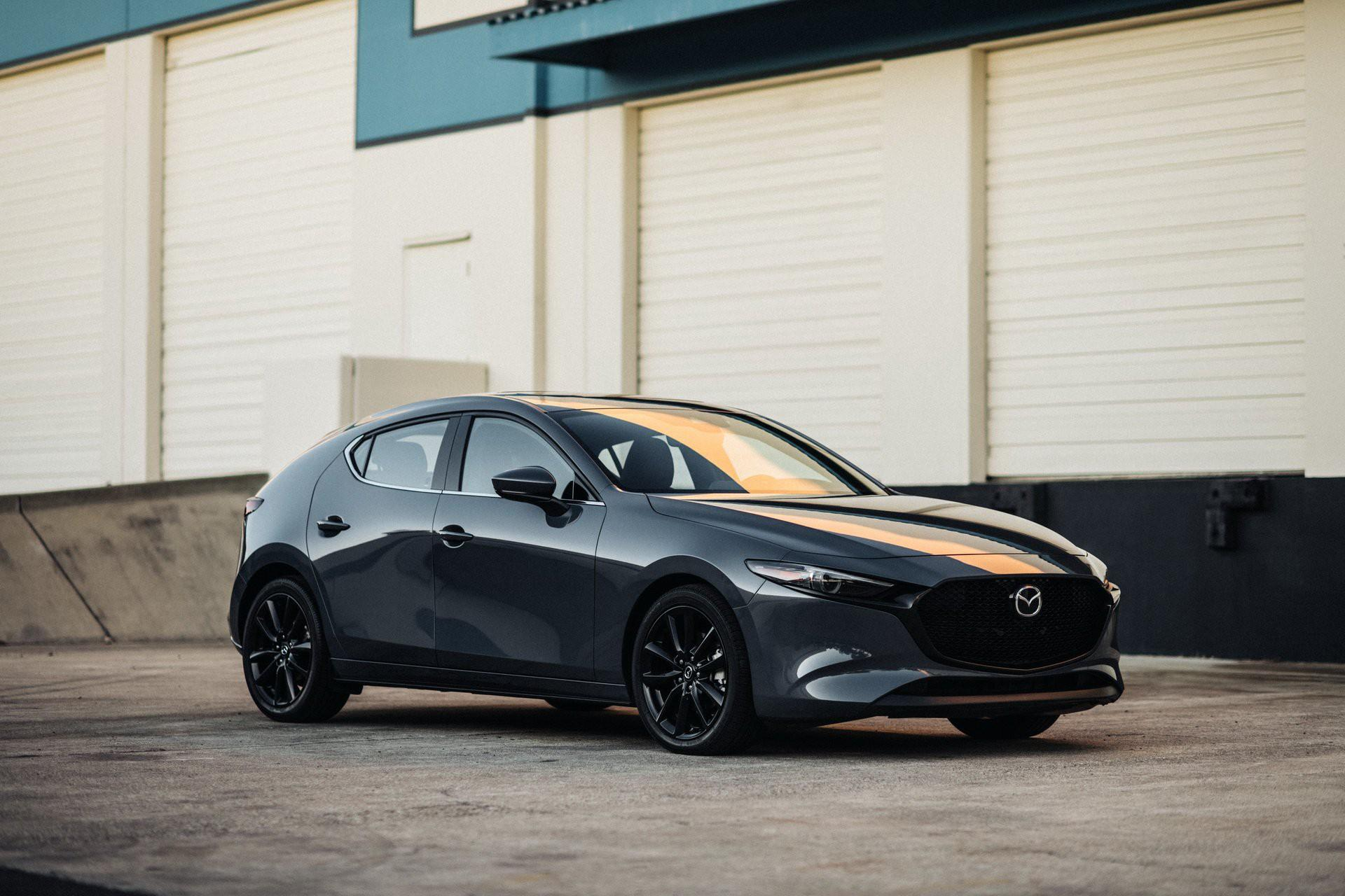 Mazda 3 2020 được nâng cấp tại Mỹ, giá từ 520 triệu đồng Ảnh 1
