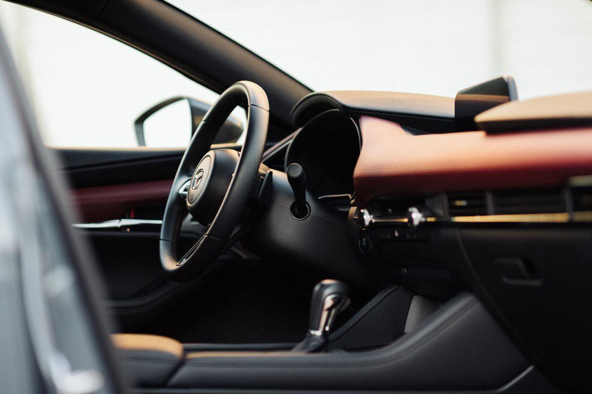 Mazda 3 2020 được nâng cấp tại Mỹ, giá từ 520 triệu đồng Ảnh 3