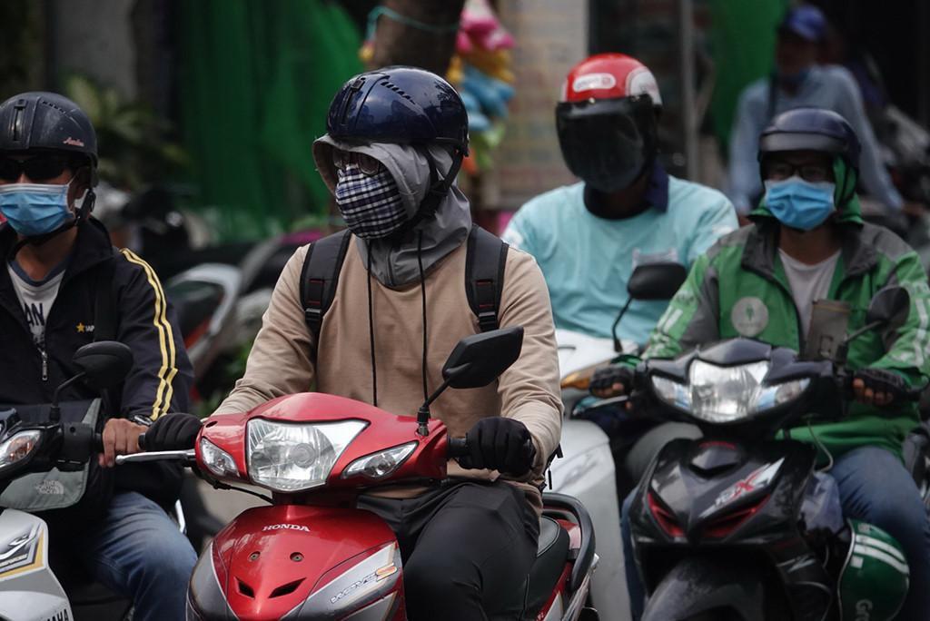 Lăng kính bạn đọc: Hoang mang với ô nhiễm không khí Ảnh 1