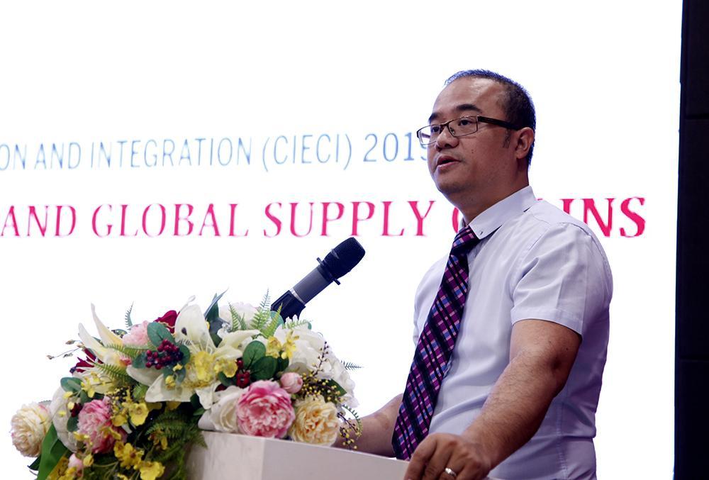 Hội thảo quốc tế 'Sự biến đổi của thương mại quốc tế và chuỗi cung ứng toàn cầu' Ảnh 2