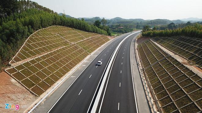 Cao tốc Bắc Giang - Lạng Sơn thông xe kỹ thuật Ảnh 1