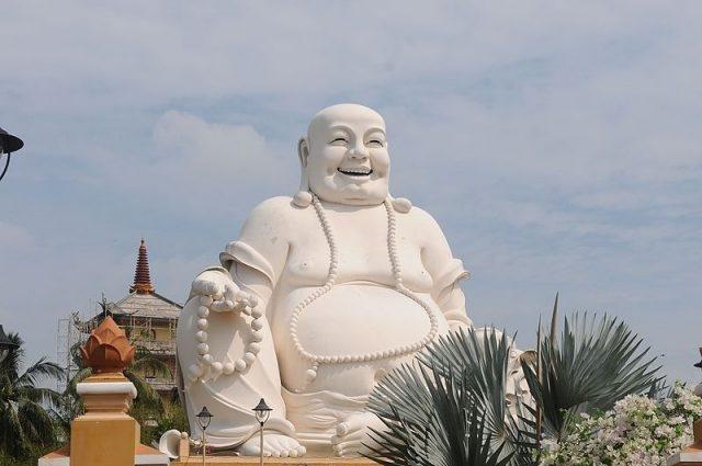 Chùa Vĩnh Tràng - Ngôi Chùa nổi tiếng Miền Tây Ảnh 2