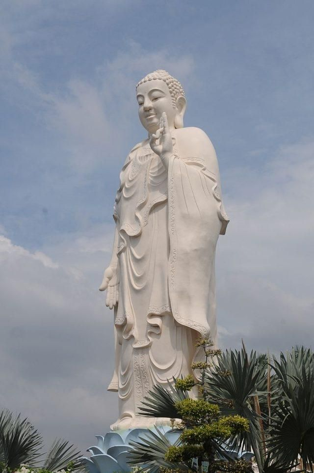 Chùa Vĩnh Tràng - Ngôi Chùa nổi tiếng Miền Tây Ảnh 7