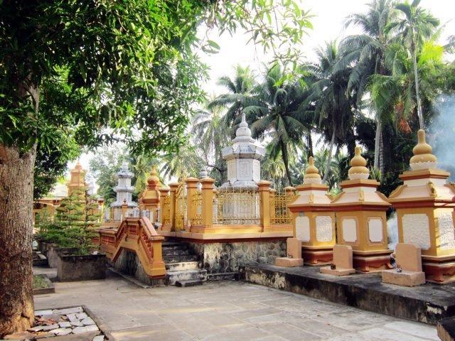 Chùa Vĩnh Tràng - Ngôi Chùa nổi tiếng Miền Tây Ảnh 3