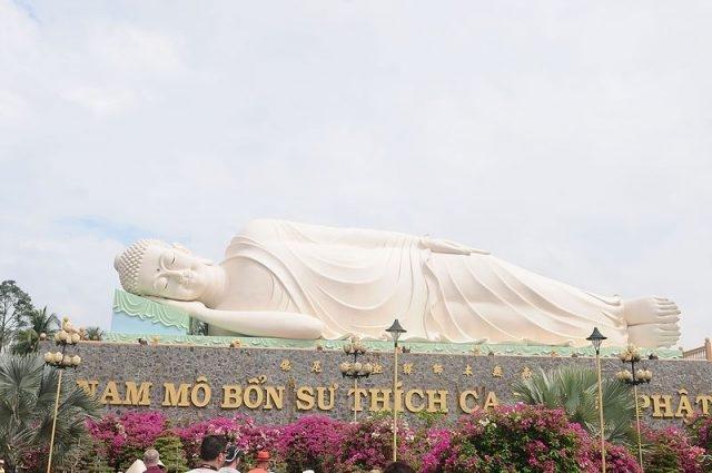 Chùa Vĩnh Tràng - Ngôi Chùa nổi tiếng Miền Tây Ảnh 4