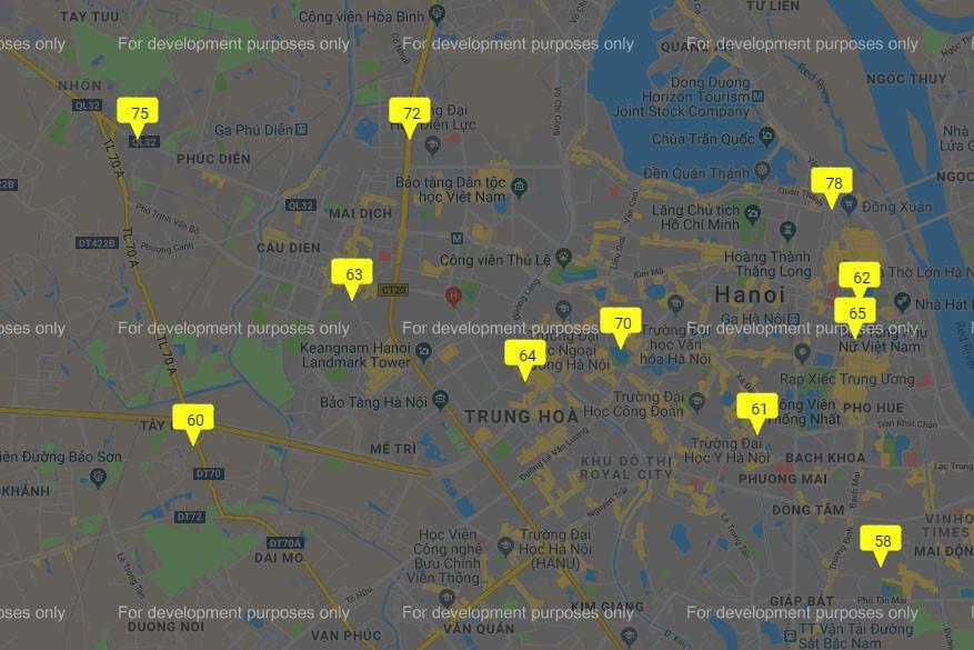 Chuyên gia: Air Visual xếp Hà Nội đứng đầu về ô nhiễm là vô lý Ảnh 4
