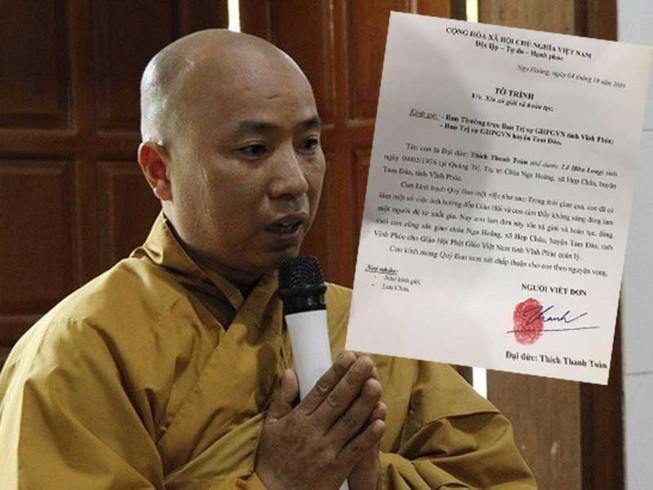 Sư Toàn có thể mang theo 300 tỉ rời cửa Phật? Ảnh 1