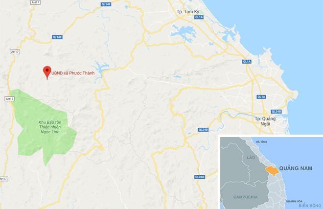 Một người chết, 4 bị thương do sét đánh gần trạm BTS Ảnh 2