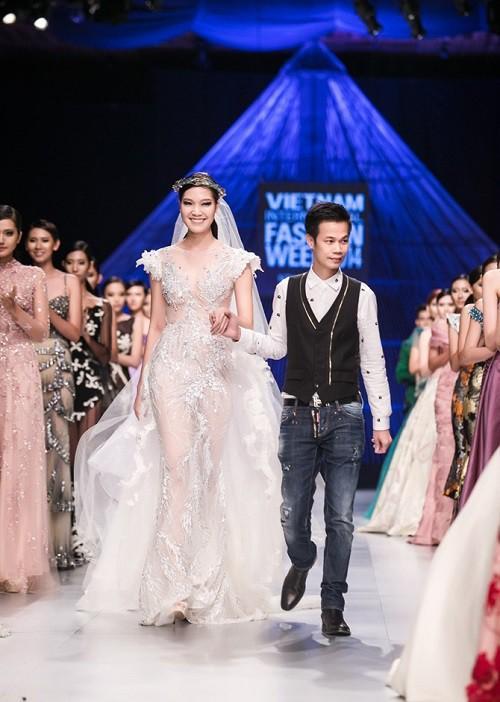 Nhà thiết kế Hoàng Hải sẽ mở màn Aquafina Tuần lễ Thời trang Thu Đông 2019 Ảnh 7
