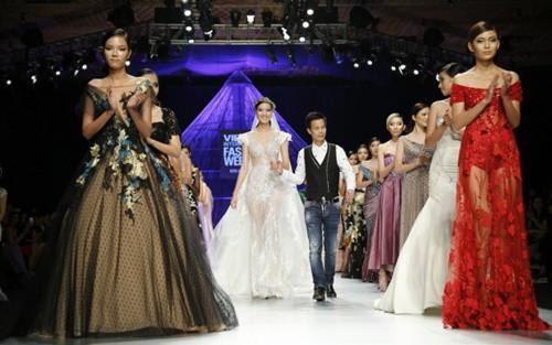 Nhà thiết kế Hoàng Hải sẽ mở màn Aquafina Tuần lễ Thời trang Thu Đông 2019 Ảnh 3