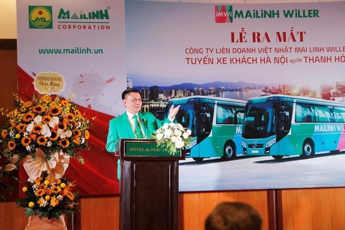 Mai Linh - Willer đưa vào hoạt động tuyến xe khách chuẩn dịch vụ Nhật Bản Ảnh 1