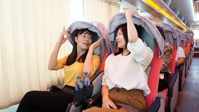 Mai Linh - Willer đưa vào hoạt động tuyến xe khách chuẩn dịch vụ Nhật Bản Ảnh 2