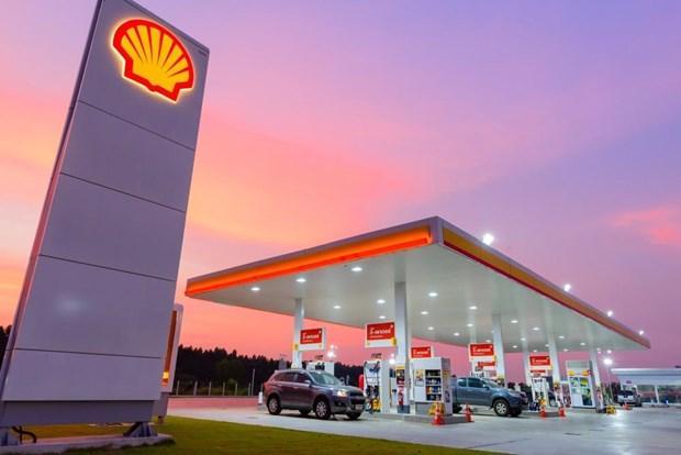 Công ty dầu khí Royal Dutch Shell đền bù khí thải CO2 tại Anh Ảnh 1