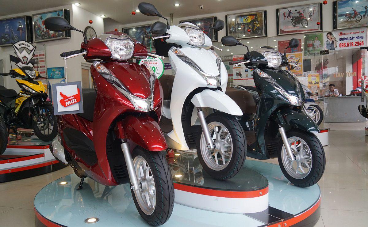 Doanh số bán xe máy liên tục giảm, người Việt đã 'mua đủ'? Ảnh 1