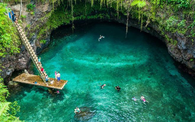 Hòn đảo duy nhất của Việt Nam bất ngờ lọt top những nơi có làn nước trong xanh nhất thế giới, bạn đã đi chưa? Ảnh 26