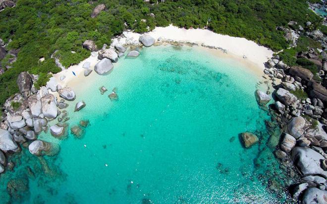 Hòn đảo duy nhất của Việt Nam bất ngờ lọt top những nơi có làn nước trong xanh nhất thế giới, bạn đã đi chưa? Ảnh 27