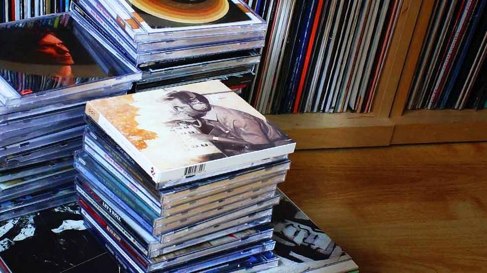 Vinyl và CD được chứng minh vẫn 'sống khỏe' Ảnh 6